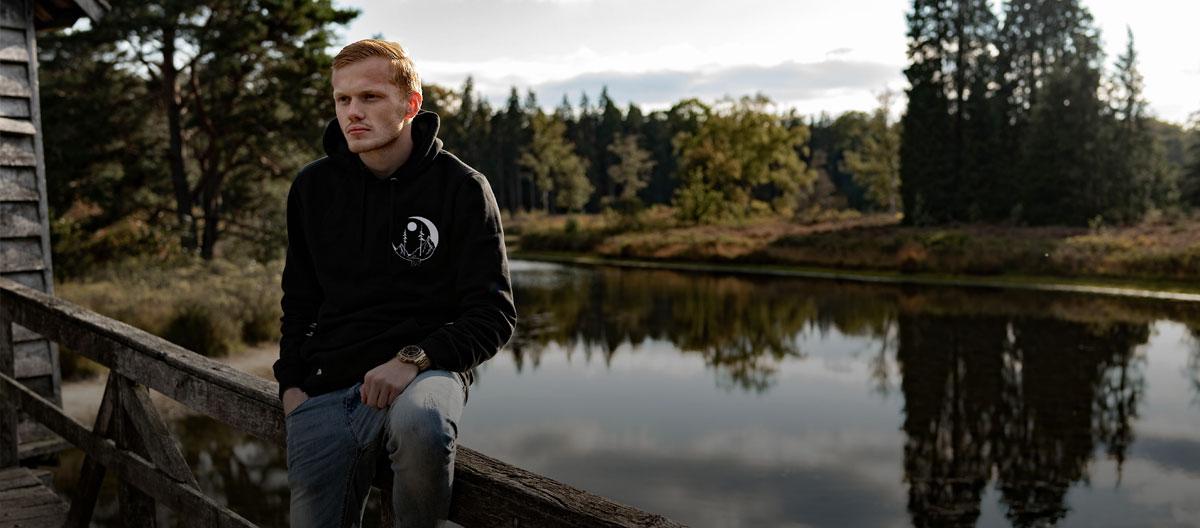 byKees* hoodie | Wildcamp